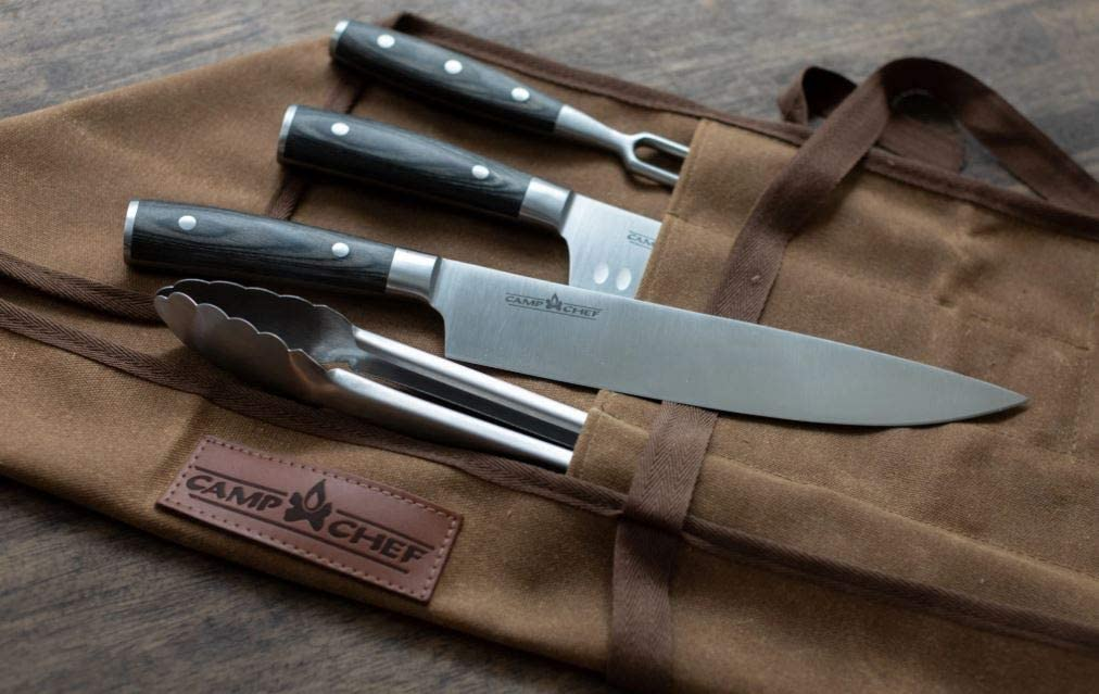 Camp Chef Knife Kit