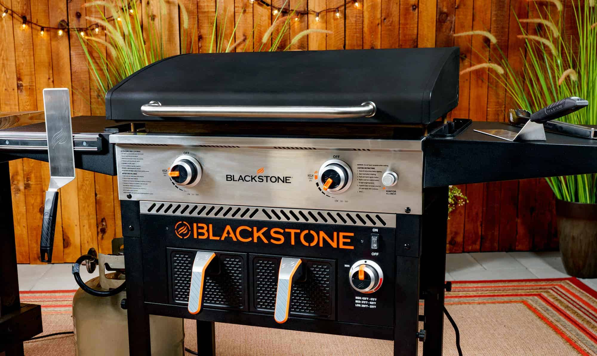 """Blackstone 28"""" AirFryer Griddle Combo"""