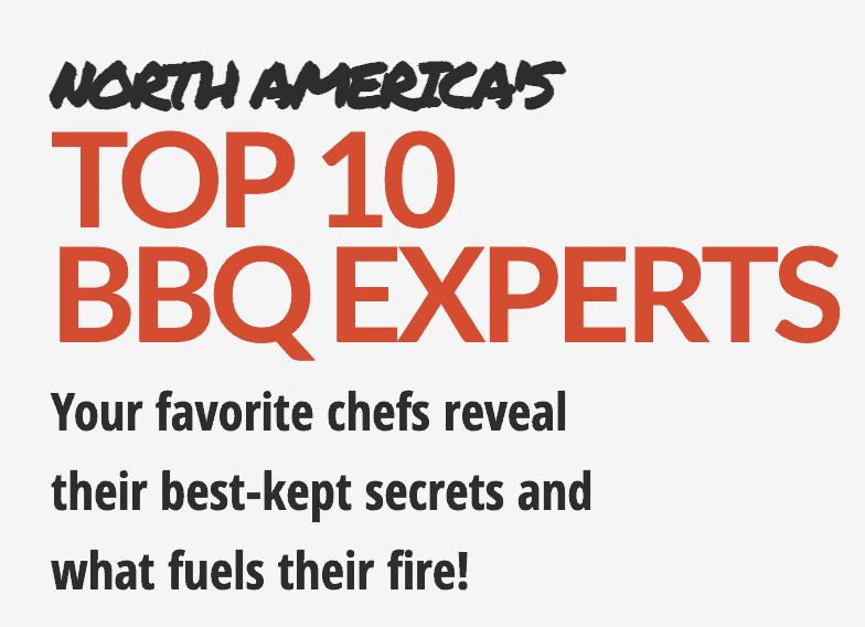 Paul Sidoriak named North America's Top 10 BBQ experts We Love Fire Magazine