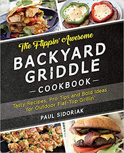 Blackstone Griddle Cookbook